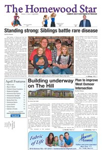 The Homewood Star April 2011 Issue