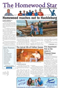 June 2011 Homewood Star Cover