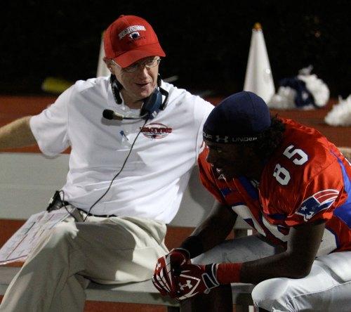 Coach David Jones