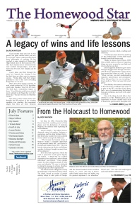 The Homewood Star July 2011 Cover