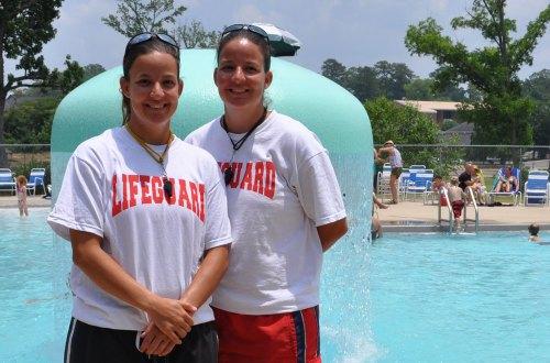 Twin Lifeguards