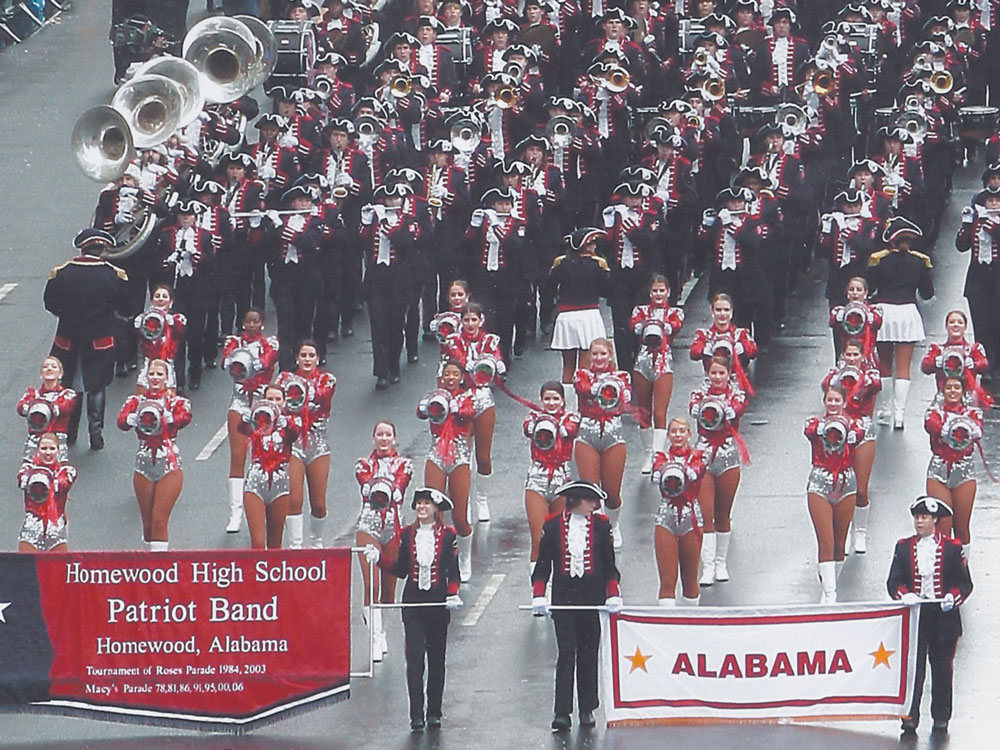 Homewood High School Band The Homewood High School Band